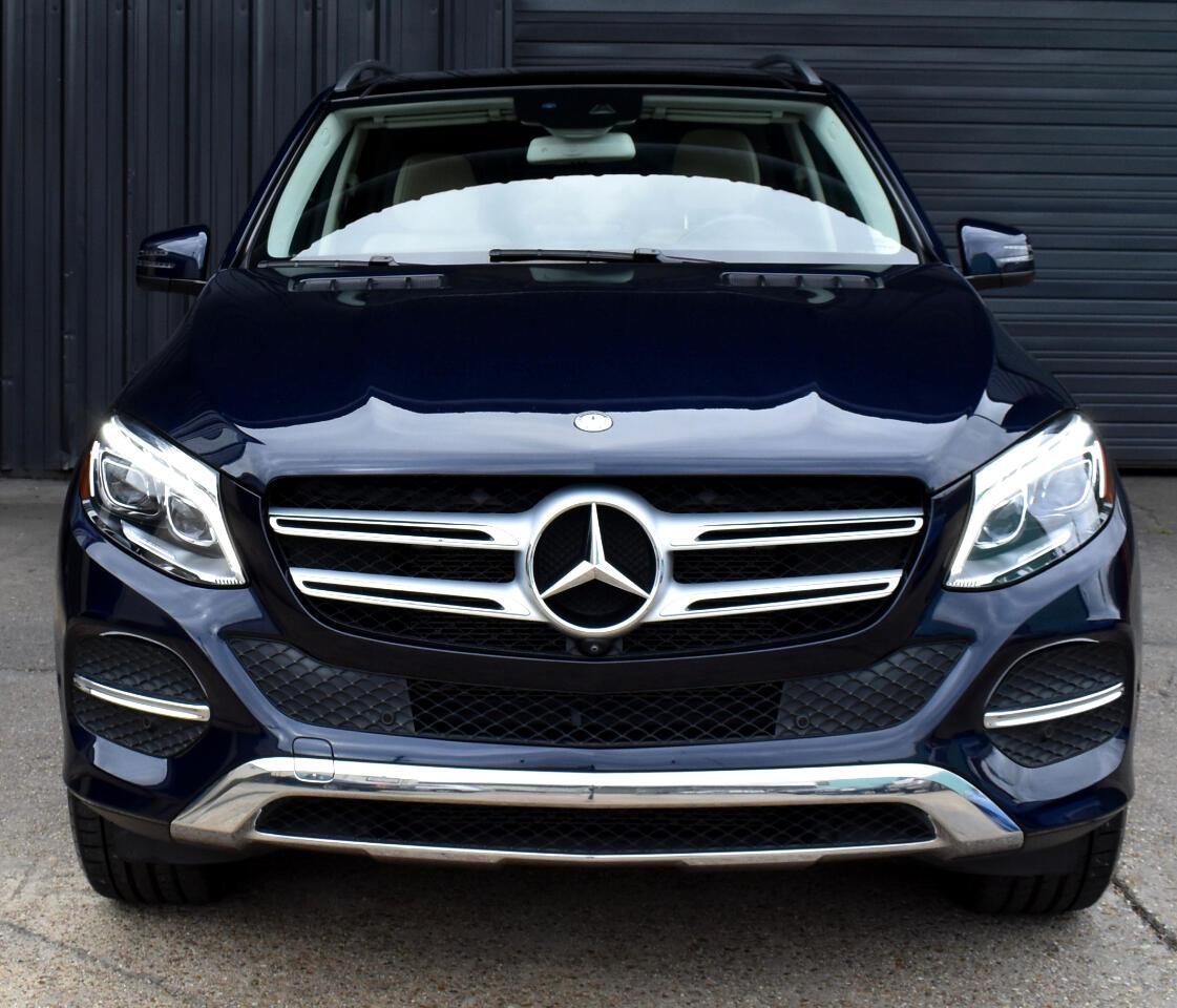 2017 Mercedes-Benz GLE GLE 350 SUV