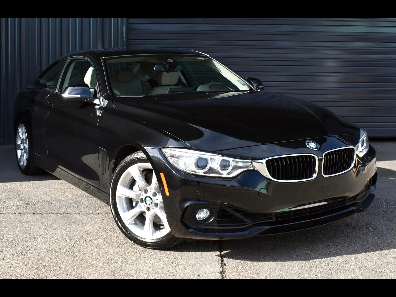 2015 BMW 4 Series 2dr Cpe 435i RWD