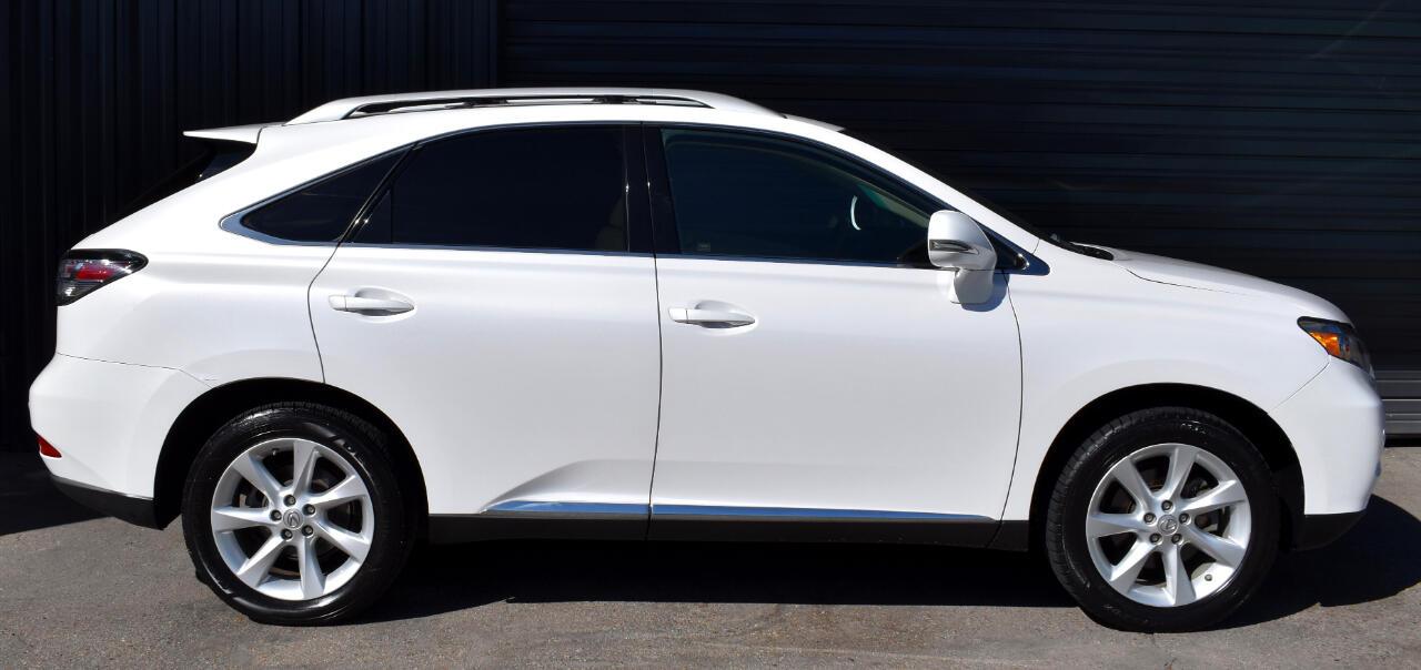 2011 Lexus RX 350 FWD 4dr