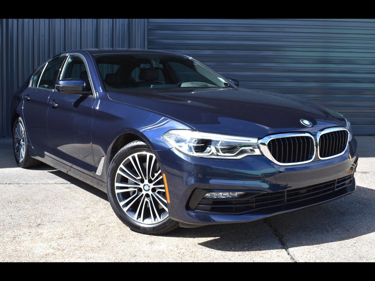 BMW 5 Series 540i Sedan 2017