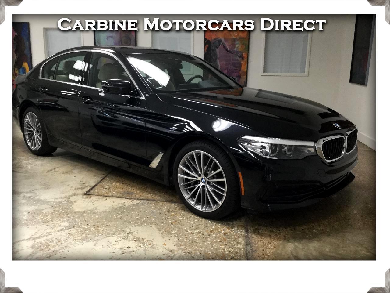 BMW 5 Series 530i Sedan 2019