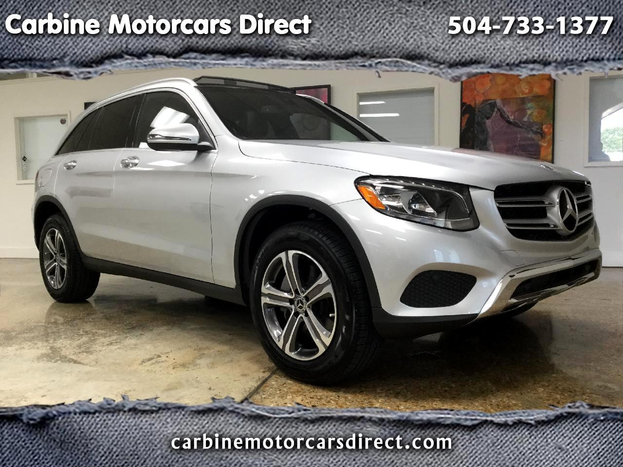 Mercedes-Benz GLC GLC 300 SUV 2019