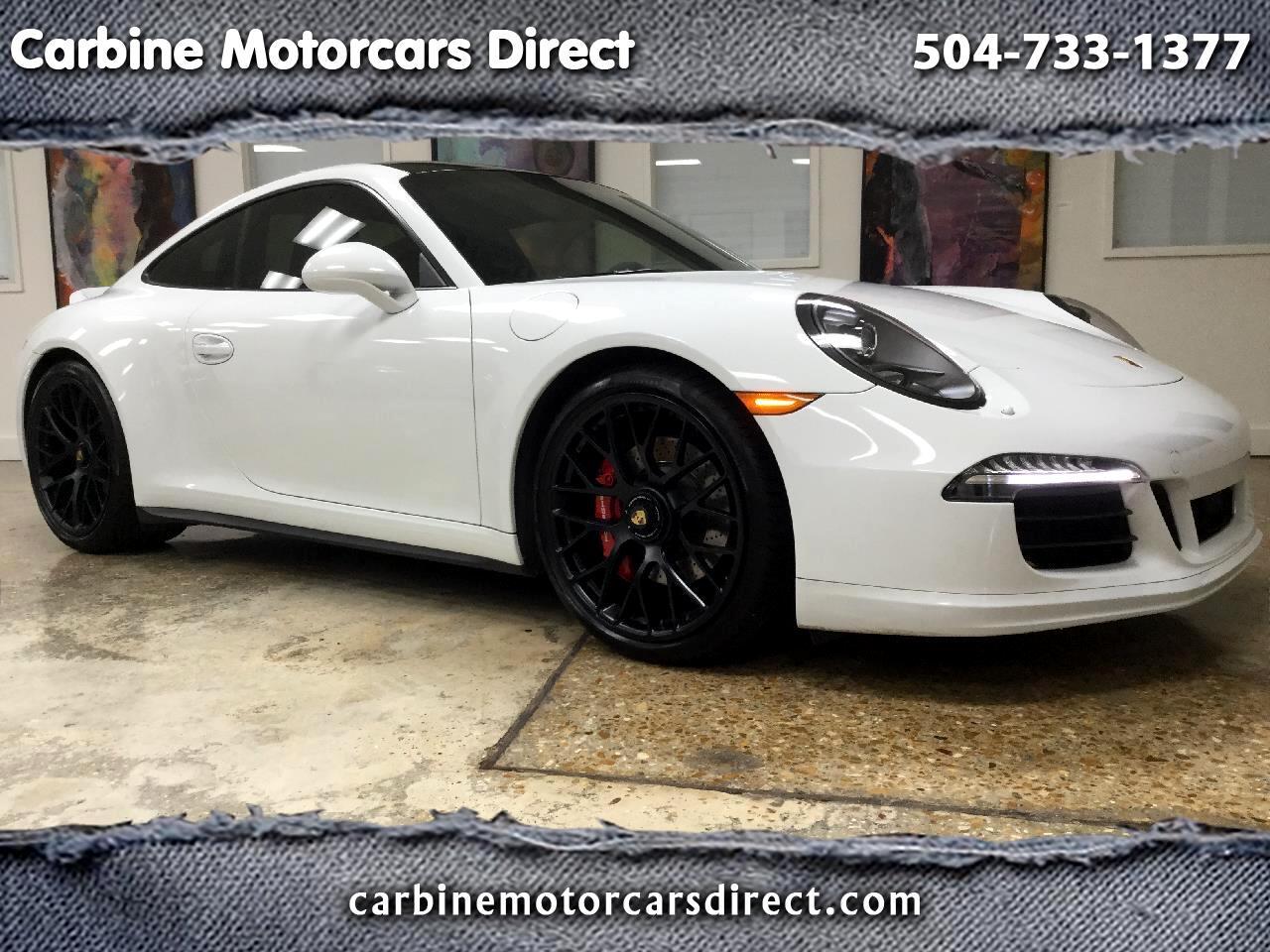Porsche 911 2dr Cpe Carrera GTS 2015