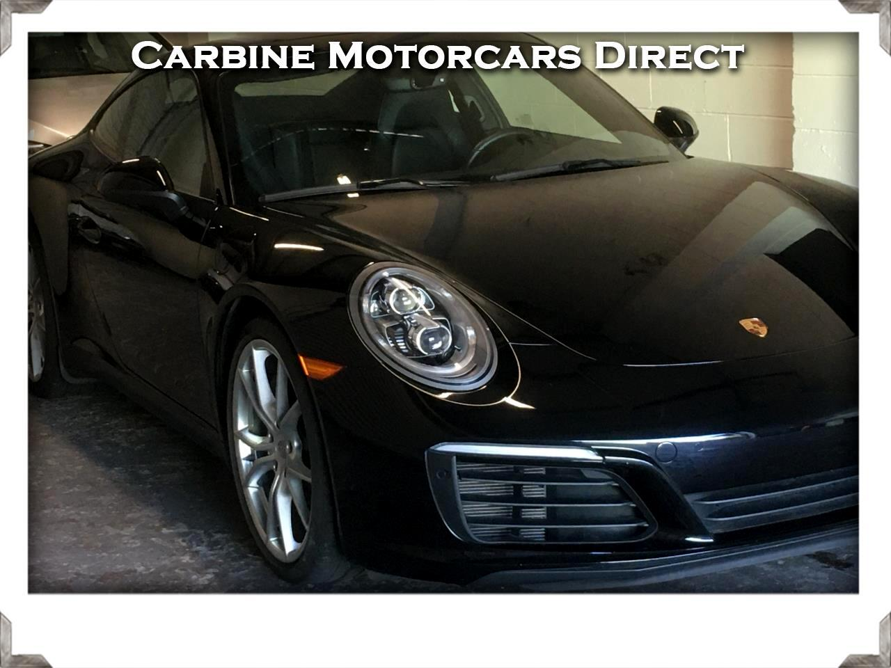 Porsche 911 Carrera Coupe 2019