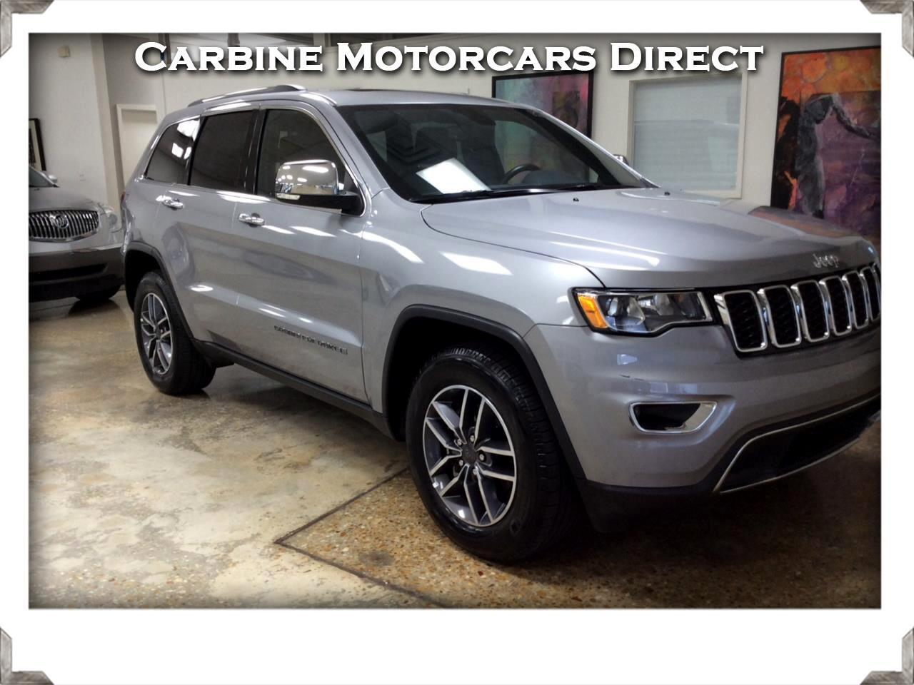 Jeep Grand Cherokee Limited 4x2 2020