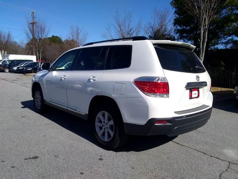 Used 2013 Toyota Highlander Base 2WD I4 for Sale in Duluth ...
