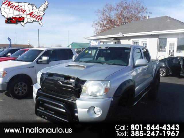 Toyota Tacoma PreRunner Double Cab V6 Automatic 2WD 2005