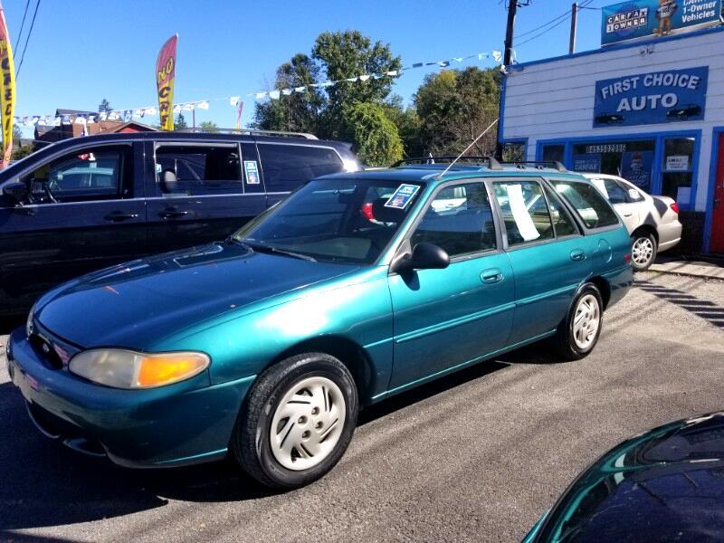 1997 Ford Escort Wagon LX