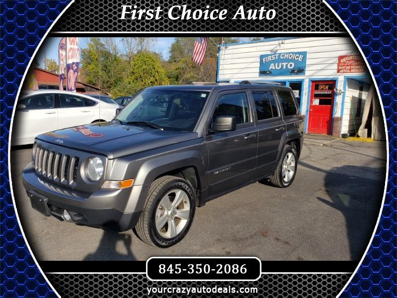 Jeep Patriot Limited 2WD 2014