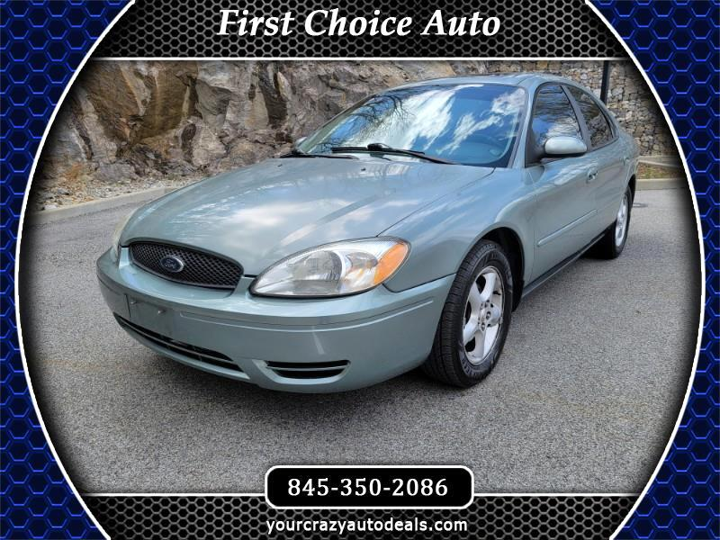 Ford Taurus SEL 2006