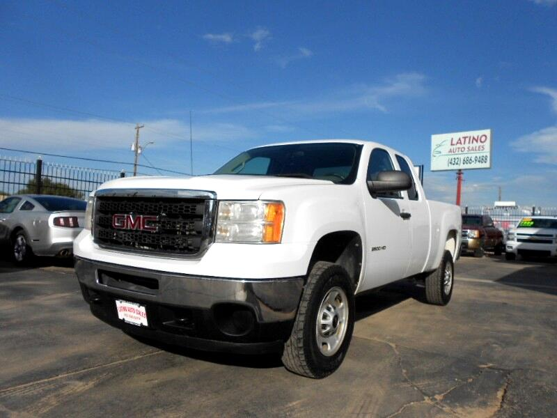 2011 GMC Sierra 2500HD Work Truck Ext. Cab 2WD