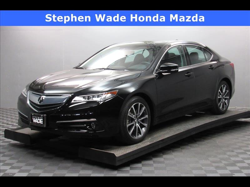 Acura TLX 9-Spd AT w/Advance Package 2016