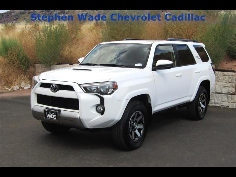 2019 Toyota 4Runner Trail 4WD