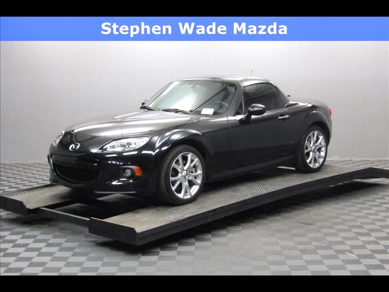 2014 Mazda MX-5 Miata Grand Touring Power Hard Top MT