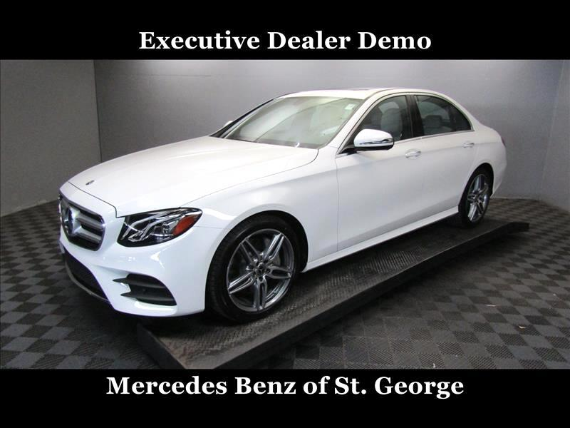 Mercedes-Benz E-Class E450 4MATIC Sedan 2019