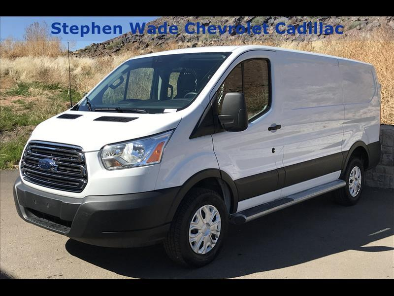 Ford Transit 250 Van Low Roof 60/40 Pass.130-in. WB 2019
