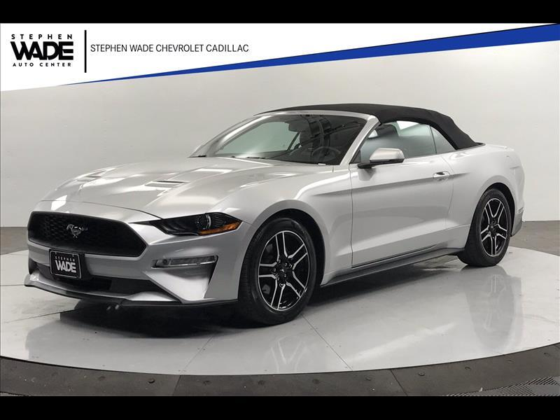Ford Mustang EcoBoost Premium Convertible 2019
