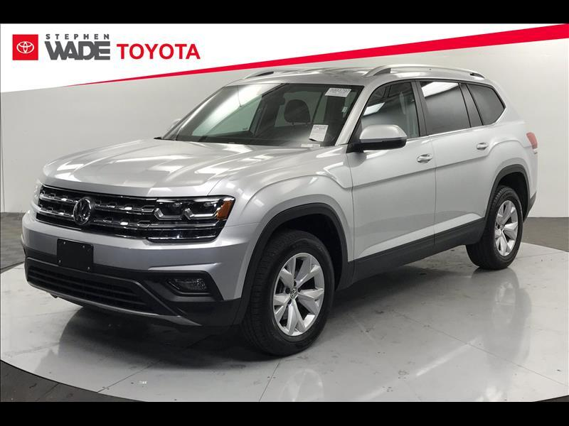 Volkswagen Atlas V6 SE w/Technology AWD 2019