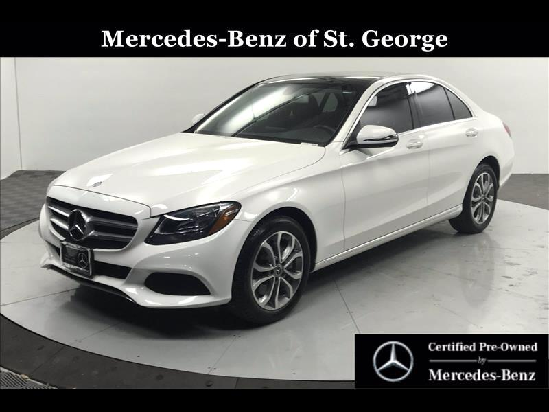 Mercedes-Benz C-Class C300 4MATIC Sedan 2017