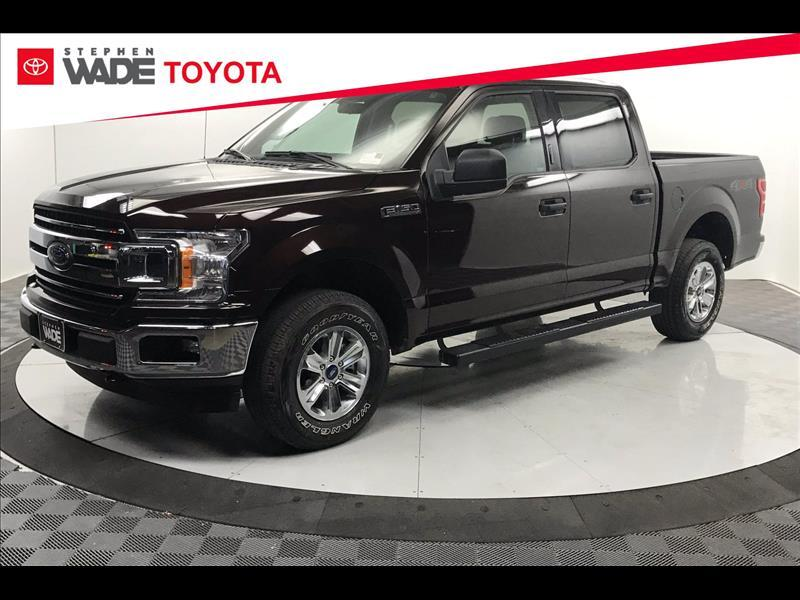 Ford F-150 XLT SuperCrew 5.5-ft. Bed 4WD 2018