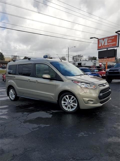 Ford Transit Connect Wagon Titanium w/Rear Liftgate LWB 2015
