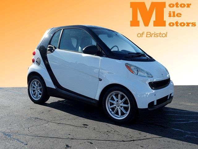 Smart Auto Johnson City Tn >> Used 2008 Smart Fortwo Pures For Sale Auto Com
