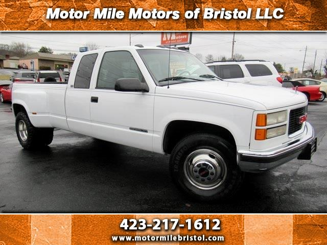 GMC Sierra C/K 3500 Club Coupe 8-ft. Bed 2WD 1996