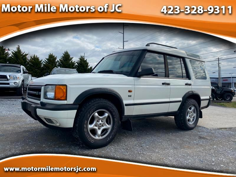 Land Rover Discovery Series II SE 2001