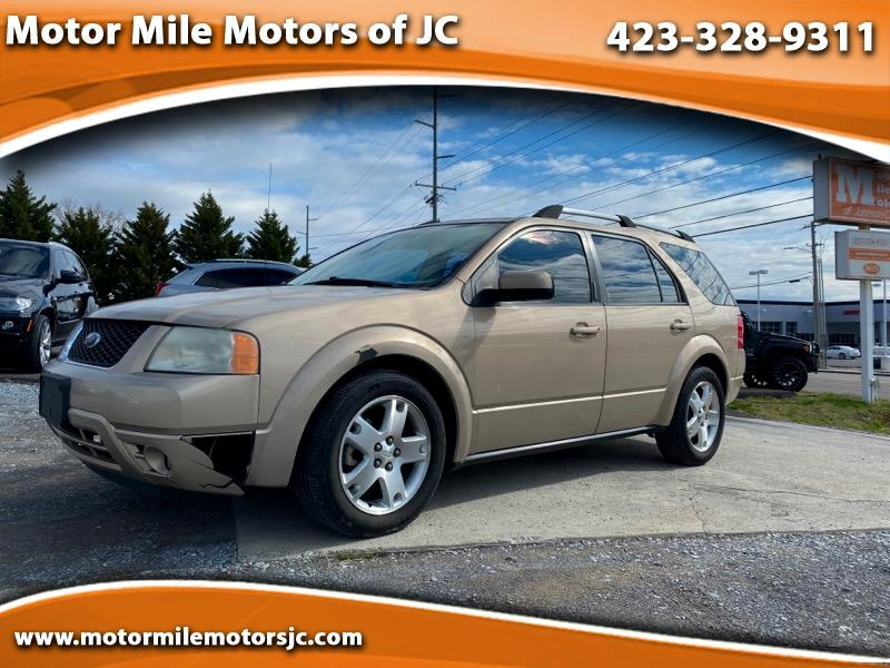 Ford Freestyle Limited AWD 2007