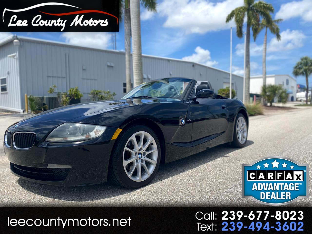 BMW Z4 2dr Coupe 3.0si 2006