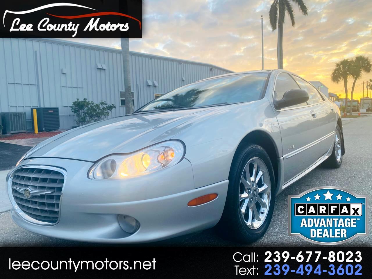 Chrysler LHS 4dr Sdn 2001
