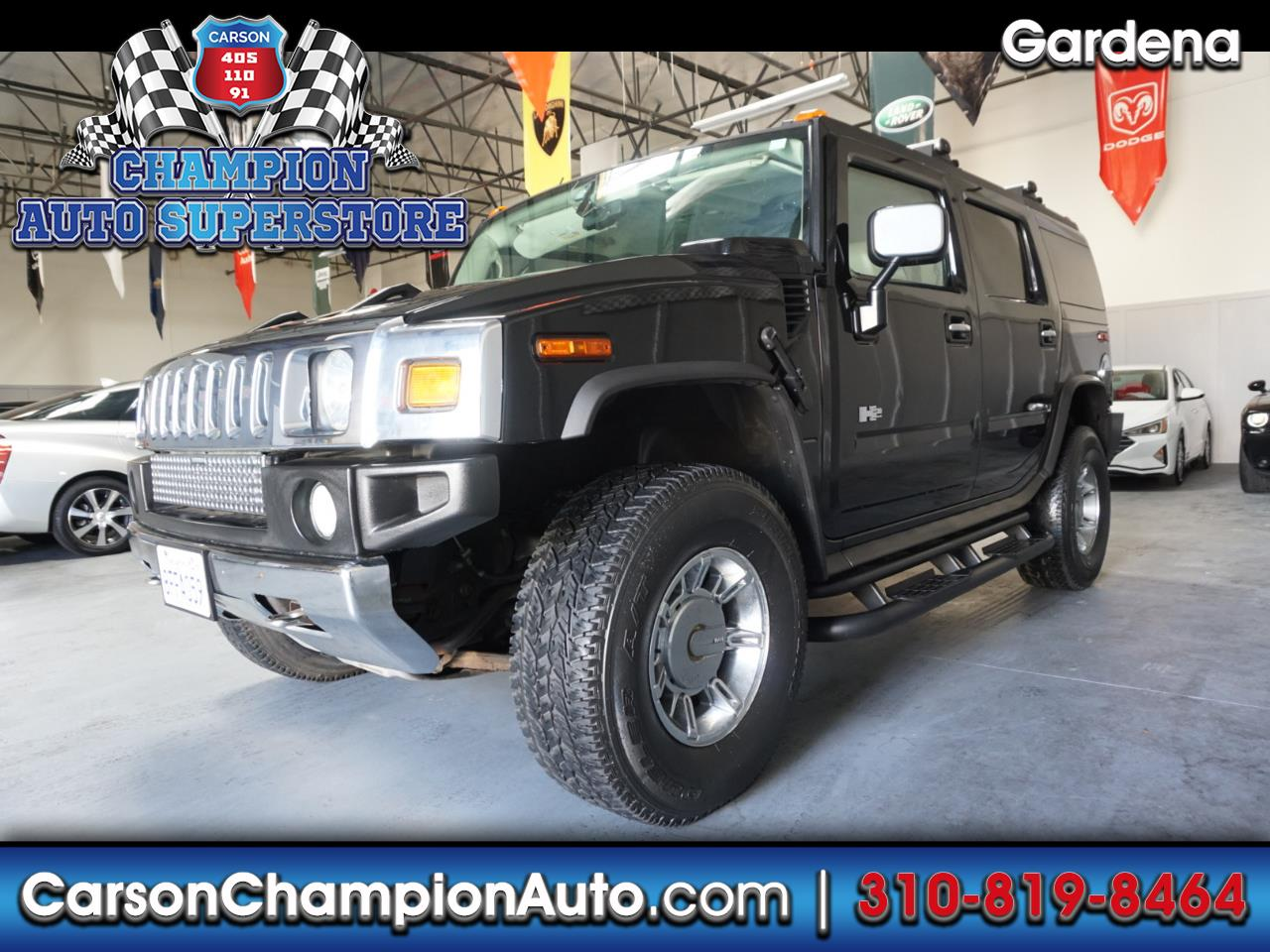 HUMMER H2 4WD 4dr SUV Adventure 2003
