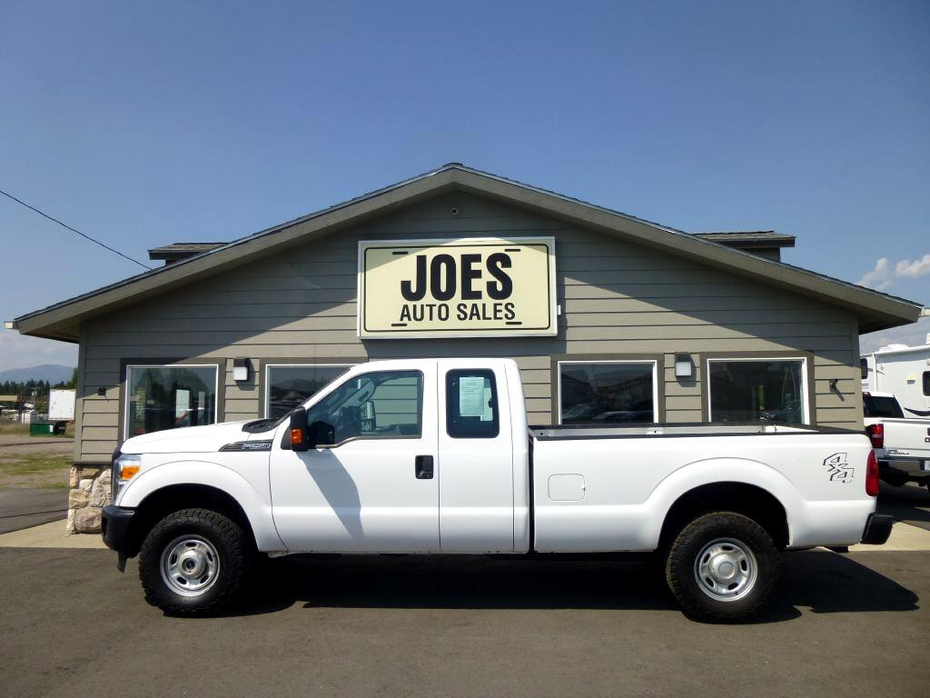2015 Ford F-250 SD XL SuperCab 4WD
