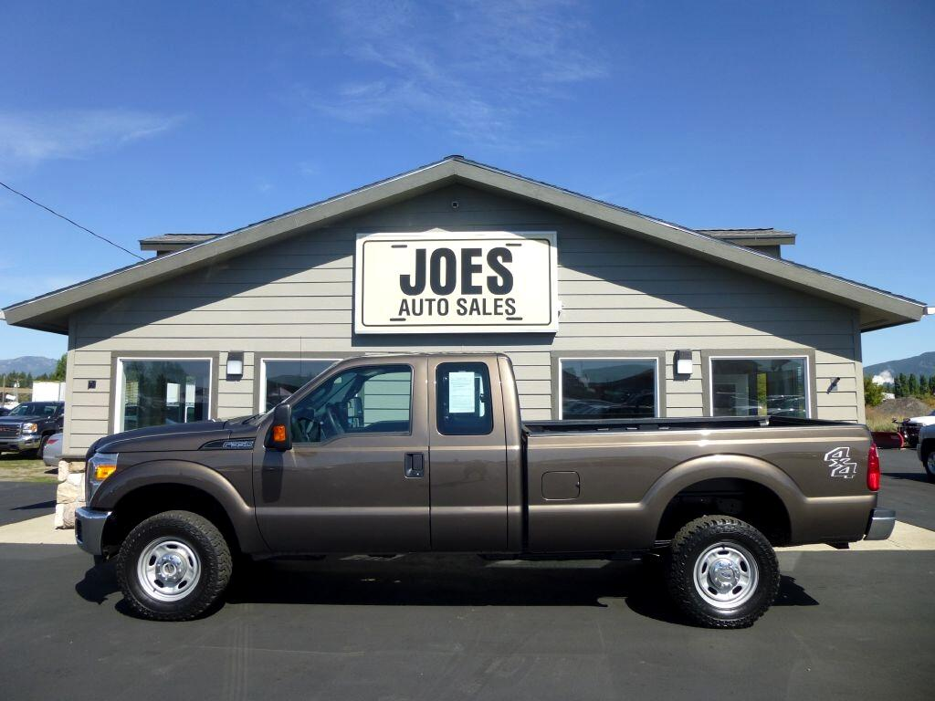 2016 Ford F-350 SD XL SuperCab 4WD