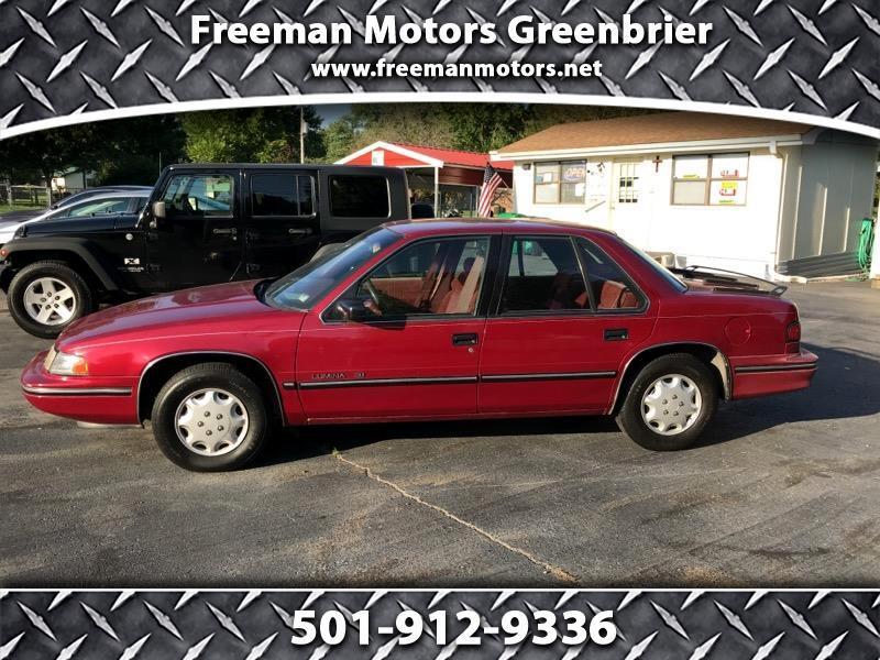 1991 Chevrolet Lumina Sedan
