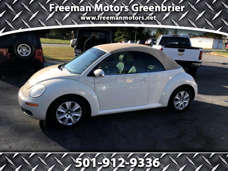 2009 Volkswagen New Beetle 2.5