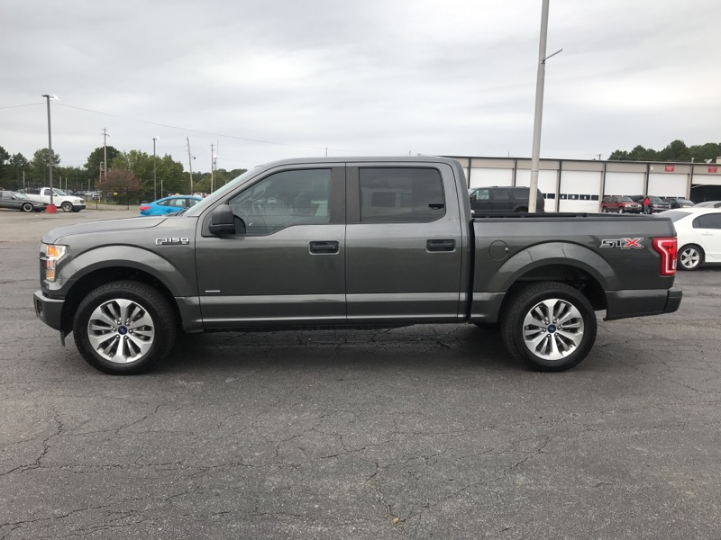 Ford F-150 King-Ranch SuperCrew 5.5-ft. 2WD 2017