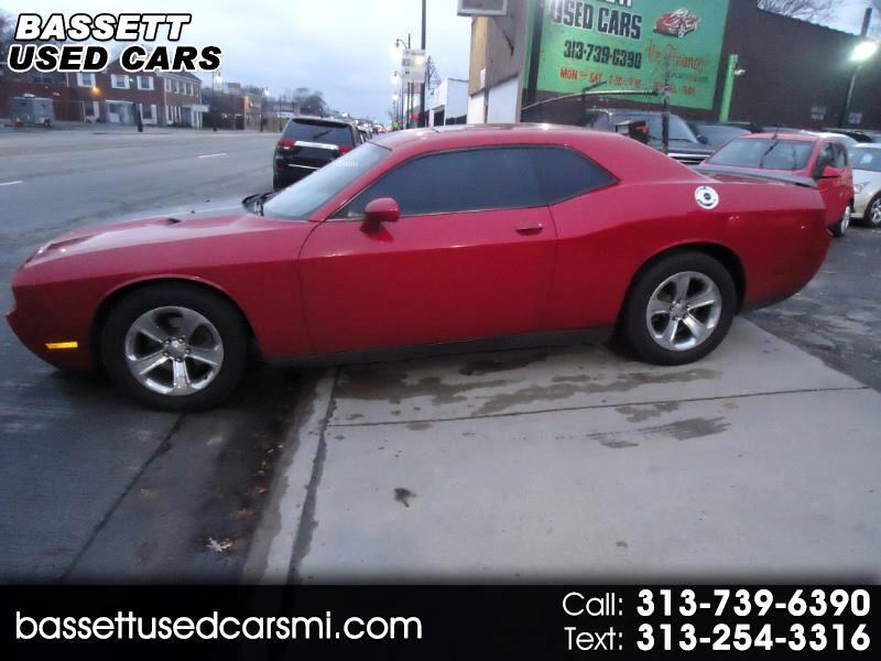 Dodge Challenger SXT 2012
