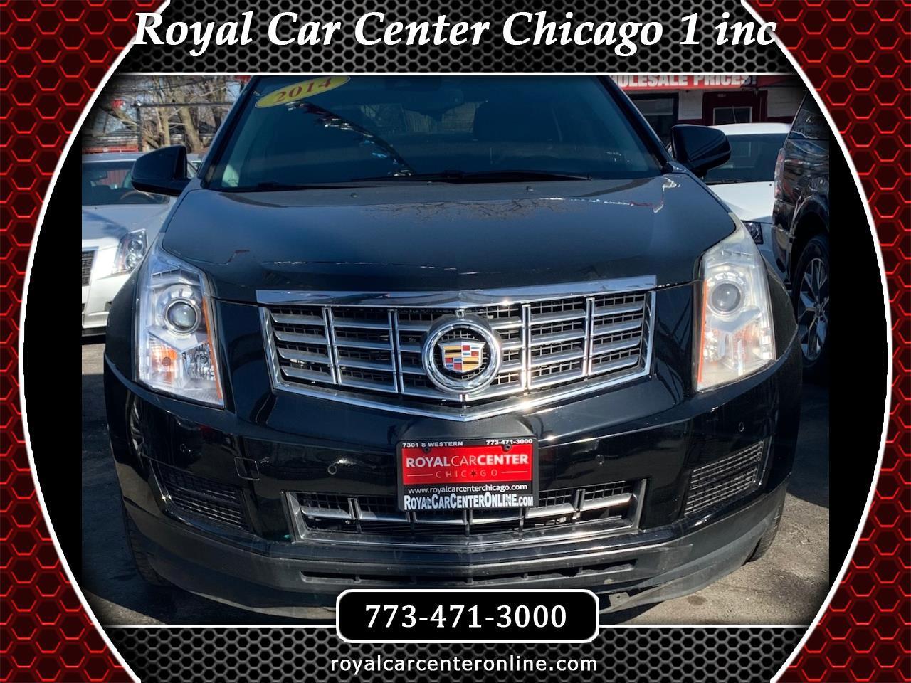 Cadillac SRX Luxury Collection AWD 2014
