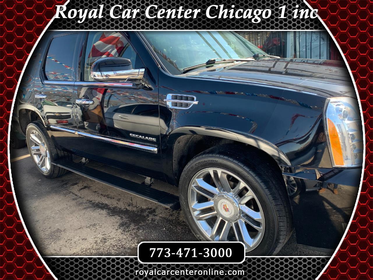Cadillac Escalade AWD Platinum 2011