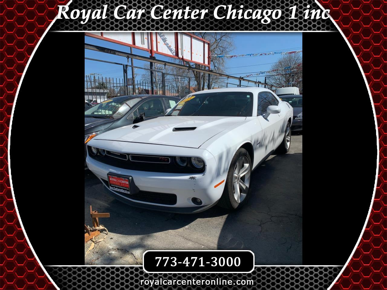 Dodge Challenger R/T Plus 2018