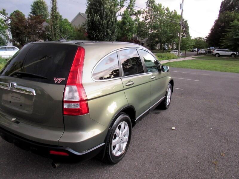 Honda CR-V EX-L 4WD AT 2007