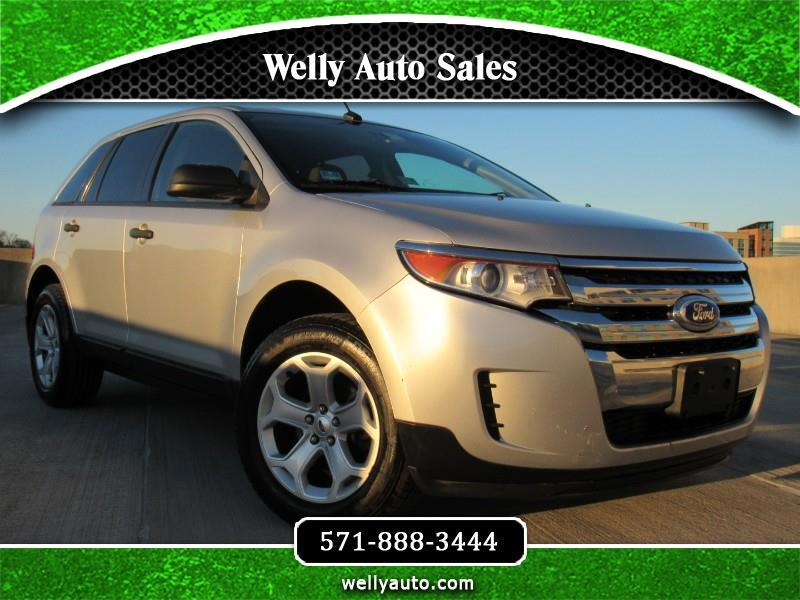 2012 Ford Edge 4dr SE AWD