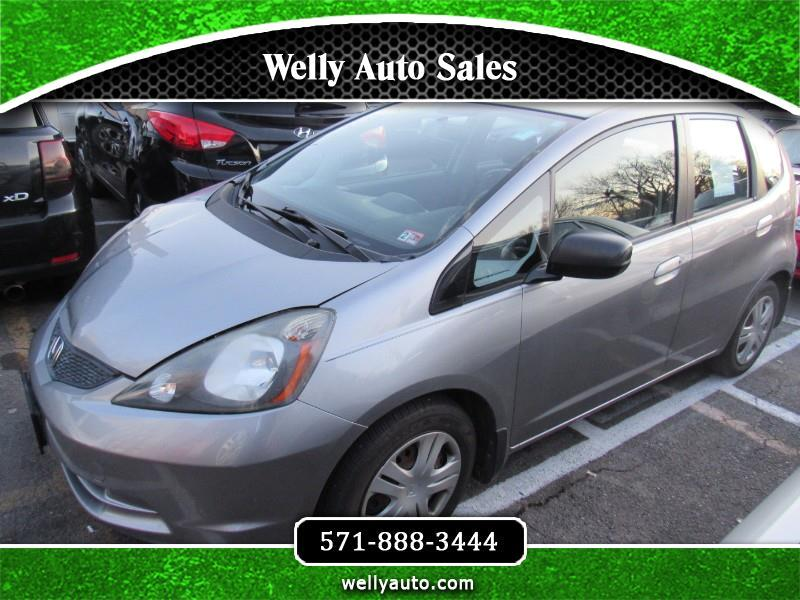 Honda Fit 5-Speed AT 2009