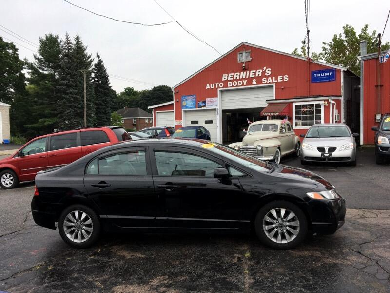 2011 Honda Civic EX-L Sedan 5-Speed AT