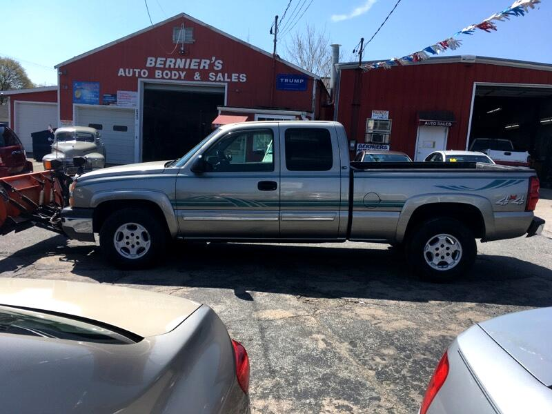 Chevrolet Silverado 1500 LT Ext. Cab Long Bed 4WD 2003