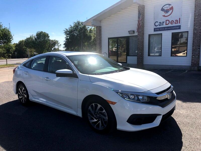 2018 Honda Civic EX Honda Sensing Sedan CVT