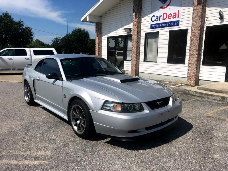 Ford Mustang GT Premium Coupe 2004