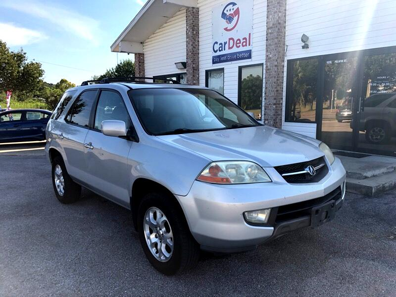 Acura MDX Touring with Navigation System 2002