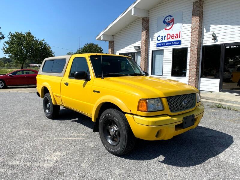 Ford Ranger XL 3.0 2WD 2001